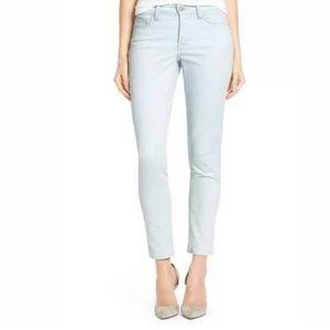 NYDJ Clarissa Stretch Skinny Ankle Jean Size 6P